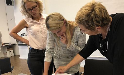 Seminarreihe INTENSIV mit <br />eLEARNING Köln 2019/20
